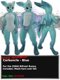 .:TWEAK:. Carbuncle - Blue