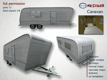 *M n B* Caravan (meshbox)