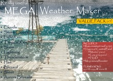 Really Useful MEGA Weather Maker VALUE PACK