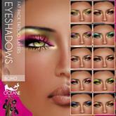 Oceane - Fat Pack Boho Eyeshadows (10 x)