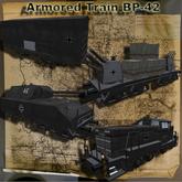 Armored Train BP-42