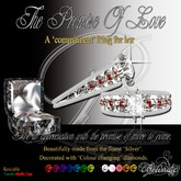 The Promise Of Love - Female Ring - Silver - GB