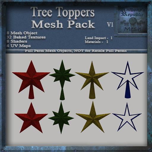 Miniature Tree Lights Mesh Pack, Christmas Holiday Builders Lighting Decoration Kit, Full Perm