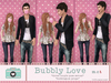 .click. Bubbly Love