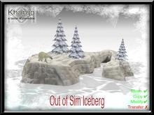 OUT OF SIM ICEBERG - MESH