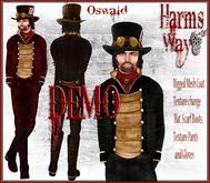 Harm's Way Oswald DEMO