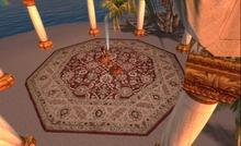 [NAIDEL] Arabian Nights Octagon Rug