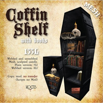 [noctis] Coffin shelf BOXED