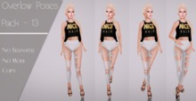 Overlow Poses - Pack 13