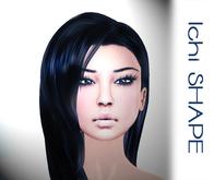 TweetySHAPE - Ichi nippon model SHAPE