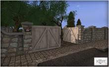 ROOST - Lake Side Fence Kit