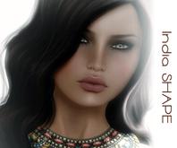 TweetySHAPE -  India Lady SHAPE