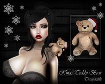 dl:: Xmas Teddy Bear