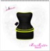 -Miss.Muffin- Take me Out Dress *Black and Yellow*