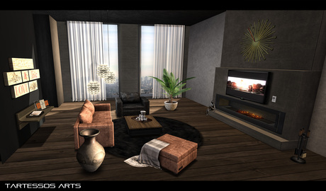 ::TA Concept Couch Set::