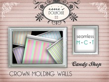 i [ DH ] Crown Molding Walls ~ Candy Shop 1