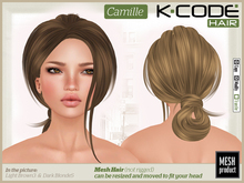 K-CODE CAMILLE Red