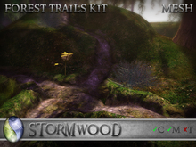 Stormwood: Mesh Forest Trails Kit