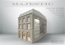 RSD Majestic Prefab