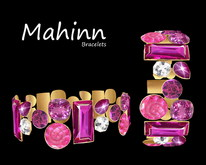Mahinn Bracelets Rose