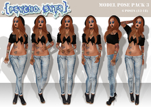 .{PSYCHO:Byts}. Pose Pack 3