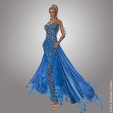 FaiRodis Ocean MESH+FLEXI gown poster DEMO