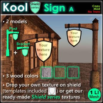 Kool Sign A - BOX