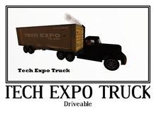 Tech Expo Truck