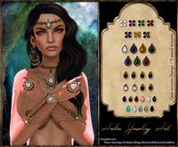 . a i s l i n g . Saku Jewelry Set