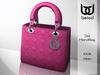 BeloD - DOL handbag - Pink/silver