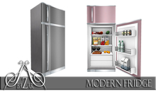 ~BAZAR~ Modern fridge