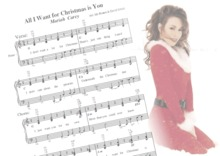 All I Want for Christmas - Full perm Christmas Song