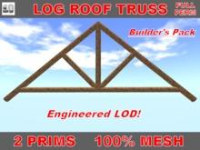 FULL PERM Log Truss - Full Perm Builder's Pack