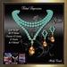 Theresa texture change jewelry set