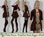 ***arisaris aa12 tales outfit pic brown