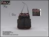 AZOURY - Penny Bag (Cocoa)