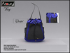 AZOURY - Penny Bag (Orchid)