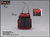 AZOURY - Penny Bag (Cherry)