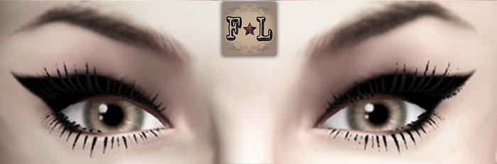 Eyeliner Daurage ~ FIAT LUX