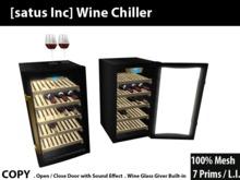 [satus Inc] Wine Chiller (mesh)