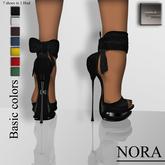 "[AHN-JI] ""NORA"" Basic colors"