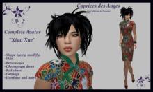 "*CdT* Complete Avatar ""Xiao Xue"""