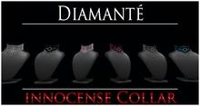 :Diamante: Innocense Collars Set
