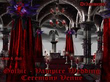 Dr3amweaver - Goth-Vampire Wedding Ceremony Venue (BOXED)