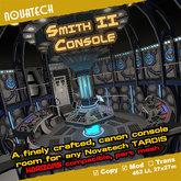 TARDIS Console Room, Smith II