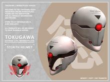 T. Stealth Helmet