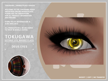 T. Deus Eyes (Mesh) (Materials)