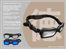 T. Hacker Goggles