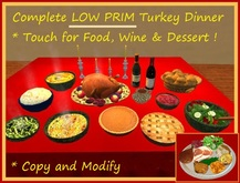Premium Choice Delicious  Holiday Turkey Dinner