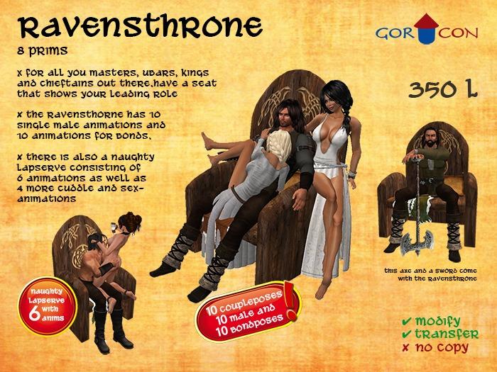 Ravensthrone